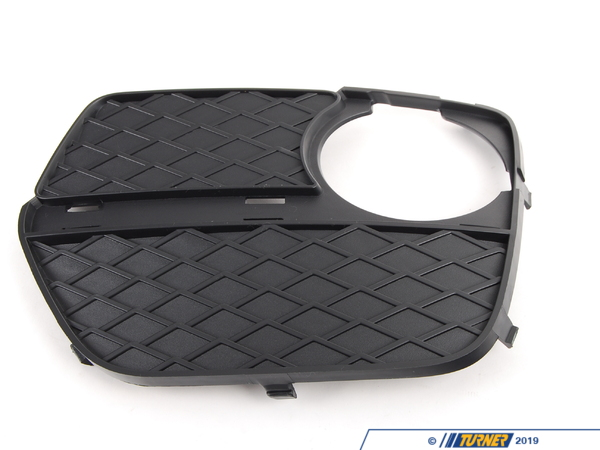 T#76852 - 51117312605 - Genuine BMW Closed Grid, Left - 51117312605 - E71 - Genuine BMW -