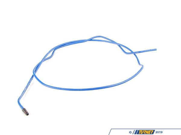 T#45095 - 16131182875 - Genuine BMW Pipe D= 8mm/Run.Loss - 16131182875 - E36 - Genuine BMW -