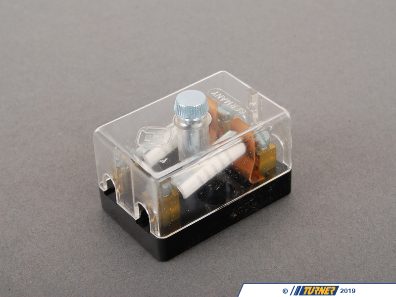 E30 Small Fuse Box : Genuine bmw fuse box  e