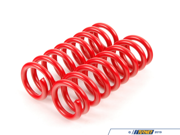"T#211252 - 50482 - H&R Sport Spring Set - F22 228i -    228i non-Sport:Front Lowering -1.4""Rear Lowering -1.2""  228i Sport:Front Lowering -1.0""Rear Lowering -0.8""Improve handling and instantly enhance the look of your 228i with reduced fender well gap! H&R Sport Springs lower the F22's center of gravity and reduce body roll for better handling. The progressive spring rate design provides superb ride quality and comfort. A lower wind resistance signature helps make the vehicle more streamlined and can improve gas mileage. If you are only looking to improve one part of your F22 228i's suspension, you cannot go wrong with installing a set of H&R Sport Springs. Fun to drive, H&R Sport Springs are perhaps the #1 upgrade for an otherwise stock BMW 228i. And if you've improved other areas of your 2-series, or are considering other modifications in the future, a set of H&R springs help complete the look and handling. This item fits the following BMWs:2014+ F22 2-Series BMW 228i - H&R - BMW"