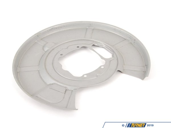 T#62238 - 34216760853 - Genuine BMW Protection Plate Left - 34216760853 - E63 - Genuine BMW -