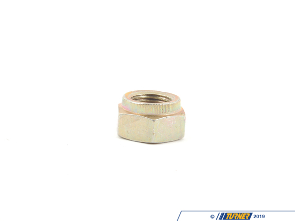 T#6520 - 07129922754 - Genuine BMW Self-locking Hex Nut 07129922754 - Genuine BMW -