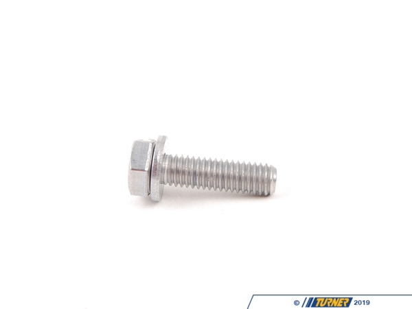 T#27722 - 07119905526 - Genuine BMW Hex Bolt With Washer - 07119905526 - Genuine BMW -
