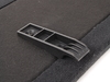 T#113843 - 51479167382 - Genuine BMW Floor Carpet, Front Schwarz - 51479167382 - Genuine BMW -