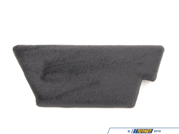 T#180086 - 51477229823 - Genuine BMW Cover, Left Trunk Trim Anthrazit - 51477229823 - Genuine BMW -