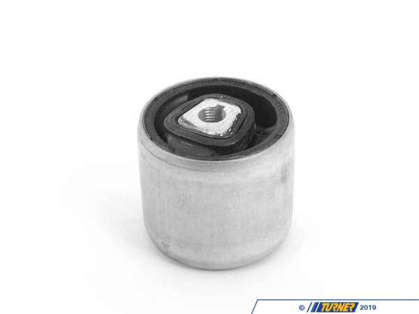 T#13330 - 31126768818 - OEM Lemforder Control Arm Bushing - E90 E92 Non-M, E84 X1 - Bushings tends to wear over time and split or even break free from the internal sleeve, causing excessive movement and sloppy control feel.OEM Lemfrder bushings are the perfect option to restore suspension back to day 1 quality.OEM Lemfrder is an engineering company that focuses on high-quality, precision manufacturing of critical suspension and steering components. Providing exceptionally high quality parts directly to BMW, as well as 50+ other big name automotive companies, such as Mercedes and Audi, their history of reliability and variety of offered parts makes them one of the biggest names for a go-to OEM parts provider. Lemfrder parts place an important emphasis on design, production, and assembly, ensuring maximum reliability. They even coat all parts possible with corrosion protection for extended longevity.As a leading source of high performance BMW parts and accessories since 1993, we at Turner Motorsport are honored to be the go-to supplier for tens of thousands of enthusiasts the world over. With over two decades of parts, service, and racing experience under our belt, we provide only quality performance and replacement parts. All of our performance parts are those we would (and do!) install and run on our own cars, as well as replacement parts that are Genuine BMW or from OEM manufacturers. We only offer parts we know you can trust to perform! - Lemforder - BMW