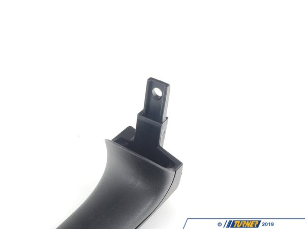 T#89858 - 51218253456 - Genuine BMW Handle Bracket Right Schwarz - 51218253456 - E46 - Genuine BMW -