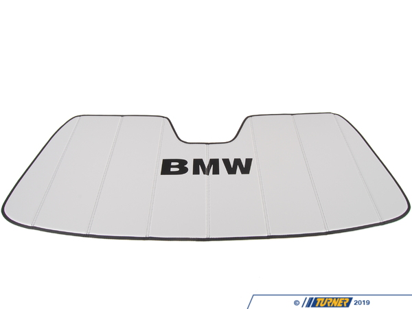 T#16444 - 82110037326 - Genuine BMW Windshield UV Sunshade - F01 7 Series 2009+ - Genuine BMW - BMW