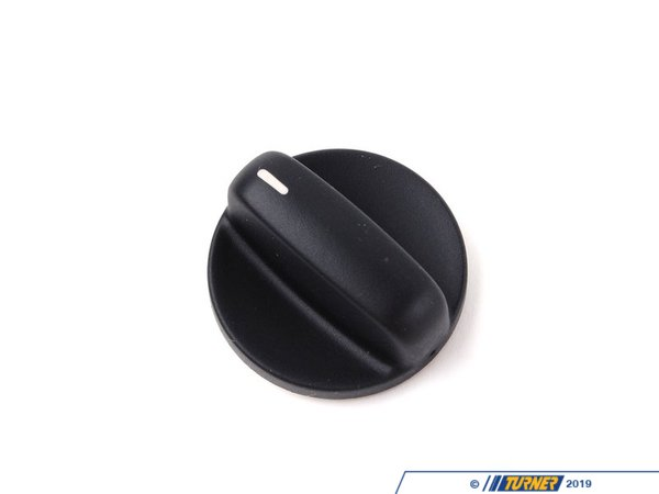 T#14118 - 64118398837 - Genuine BMW Button Schwarz - 64118398837 - Genuine BMW -
