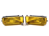 Ziza European Yellow Fog Light Set