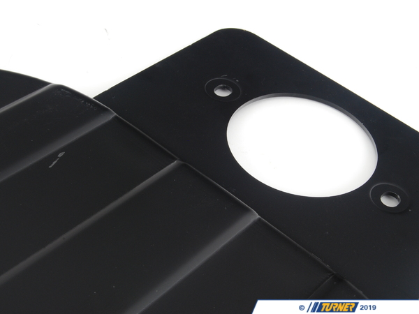 T#118328 - 51718190402 - Genuine BMW Front Aggregate Protective Plate - 51718190402 - E38 - Genuine BMW -