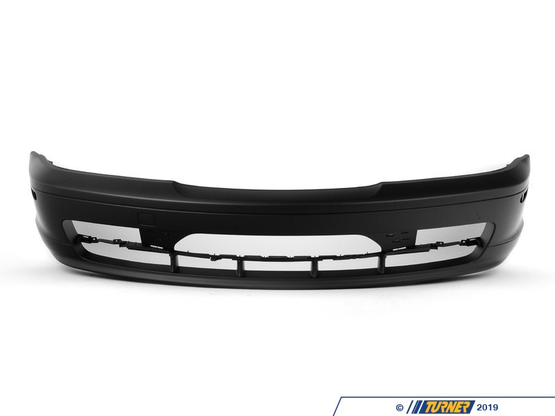 T#13693 - 51118251151 - Genuine BMW Trim Cover, Bumper, Primered, Front - 51118251151 - E46 - Genuine BMW -