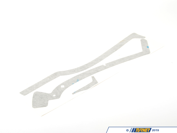 T#88131 - 51192149393 - Genuine BMW Mounted Part Front Apron On - 51192149393 - Genuine BMW -