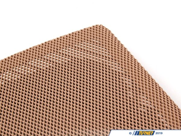 T#109701 - 51468226497 - Genuine BMW Cover Loudspeaker Hellbeige - 51468226497 - E46 - Genuine BMW -