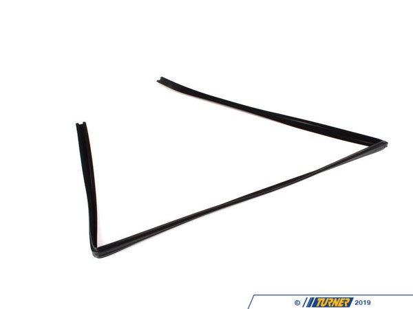 T#23939 - 51321921459 - Genuine BMW Left Window Guide - 51321921459 - Genuine BMW LEFT WINDOW GUIDE.--This item fits the following BMWs:BMW 7 Series - 733i, 735i, 745i--. - Genuine BMW -