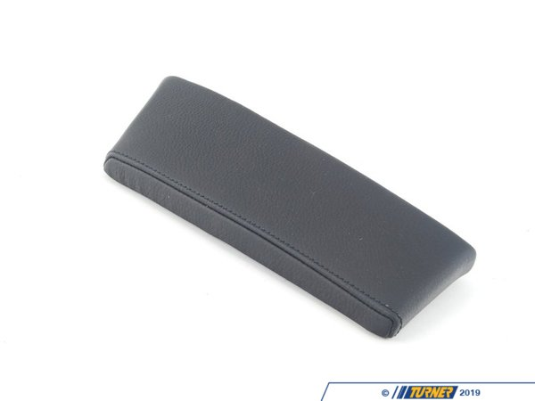 T#84674 - 51167897928 - Genuine BMW Center Arm Rest Schwarz - 51167897928,E60 M5 - Genuine BMW -