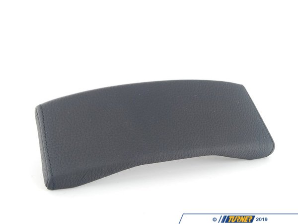 T#84647 - 51167897067 - Genuine BMW Cover Centre Console, Rear Schwarz - 51167897067,E60 M5 - Genuine BMW -