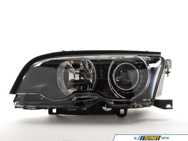 Genuine BMW Genuine BMW Bi-Xenon Headlight - Left - E46 M3 63127165823