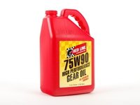 Red Line Manual Transmission/Differential Fluid 75W-90