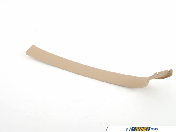 T#10003 - 51498216734 - Genuine BMW Trim Inter. Lateral Right Trunk Li 51498216734 - Sandbeige - Genuine BMW -