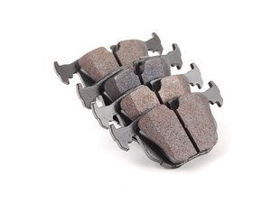 Hawk HPS 5.0 Street Sport Brake Pads - Rear - E38, E39, E46, E60, X3, X5, Z4 M, Z8 (see description)
