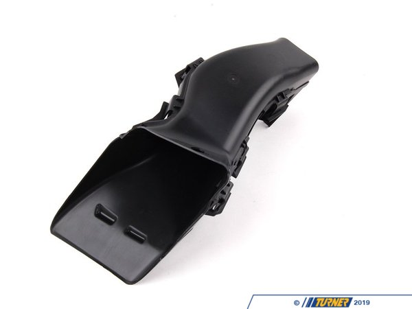 T#117583 - 51717161438 - Genuine BMW Front Right Brake Air Duct - 51717161438 - E92,E93 - Genuine BMW -