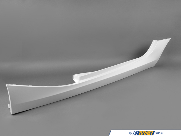 T#116144 - 51710150781 - Genuine BMW Door Sill Cover, Primed Left - 51710150781 - E85 - Genuine BMW -