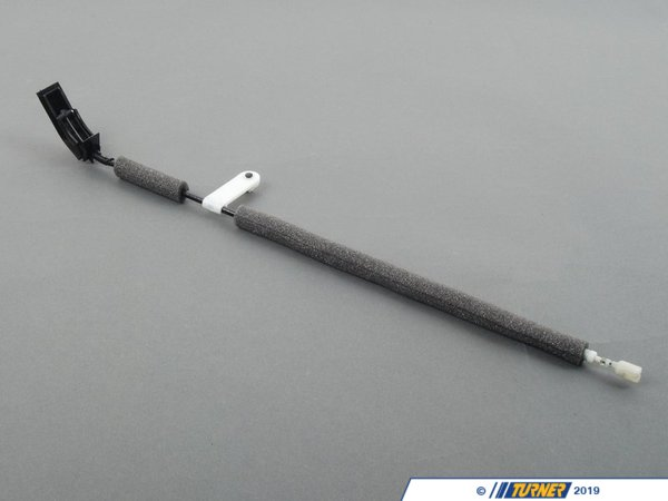 T#90215 - 51227024645 - Genuine BMW Bowden Cable Left - 51227024645 - E65 - Genuine BMW -