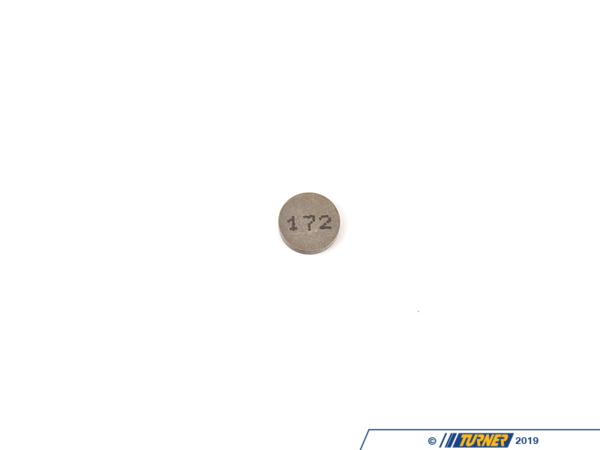 T#12960 - 11347832270 - Genuine BMW Adjusting Plate 1,72 mm - 11347832270 - E46 M3,E85 - Genuine BMW -