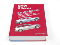Bentley Service & Repair Manual - E90/E91/E92/E93 3 Series (2006-2013)