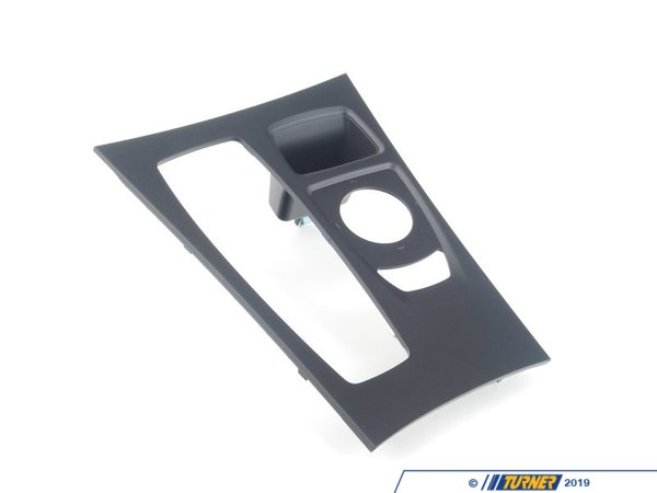 T#82690 - 51166954947 - Genuine BMW Trim Cover, Center Console, - 51166954947 - Schwarz - Genuine BMW -
