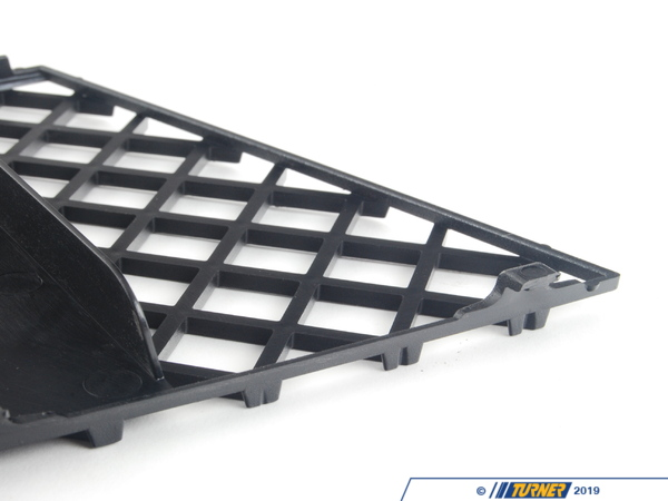 T#77059 - 51118042007 - Genuine BMW Partially Open Grid, Left M - 51118042007 - Genuine BMW -