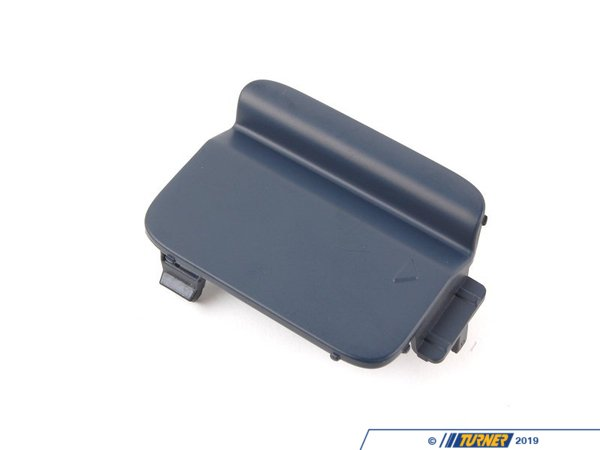 T#23400 - 51127178183 - Genuine BMW Flap, Towing Eye, Primed - 51127178183 - Genuine BMW -