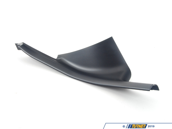 T#111510 - 51477066630 - Genuine BMW Cover Molding, Sill, Inner R - 51477066630 - Schwarz - Genuine BMW -