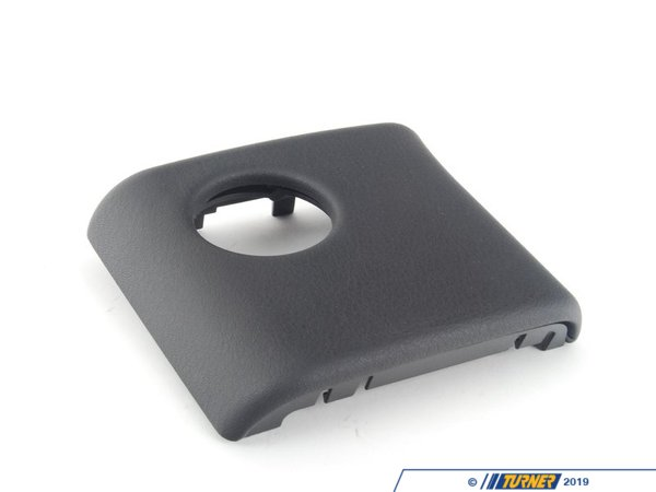 T#86664 - 51168410978 - Genuine BMW Cover Right Schwarz - 51168410978 - Genuine BMW -