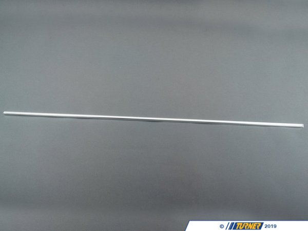 Genuine BMW Genuine BMW Trim Decorative Strip For Door, F 51136454184 51136454184