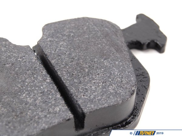 T#1230 - TMS1230 - Hawk HPS Street Brake Pads - Rear - E31 - Hawk - BMW