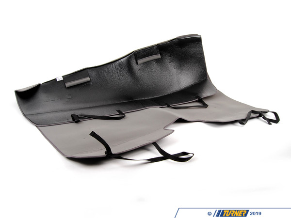 T#175947 - 52302220492 - Genuine BMW Rear Guard Cover - 52302220492 - Genuine BMW -