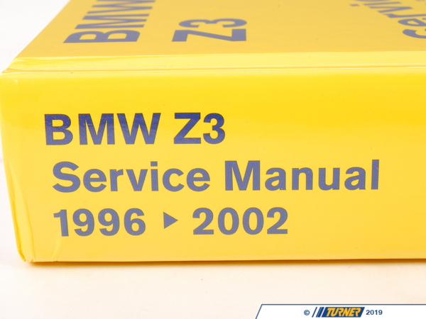 T#298 - BZ02 - Bentley Service & Repair Manual - Z3 Roadster/Coupe (1996-2002) - Bentley - BMW