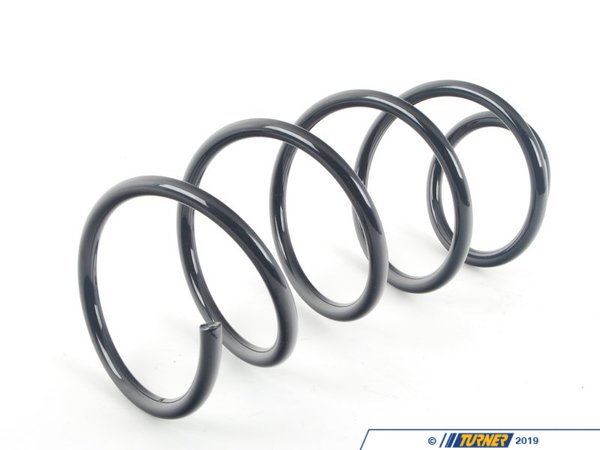 T#55110 - 31336769916 - Genuine BMW Front Coil Spring - 31336769916 - Genuine BMW -
