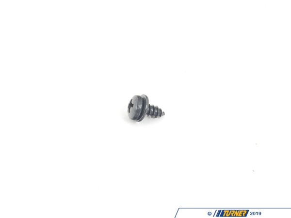 T#6414 - 07119907812 - Genuine BMW Fillister Head Self Tapping 07119907812 - Genuine BMW -