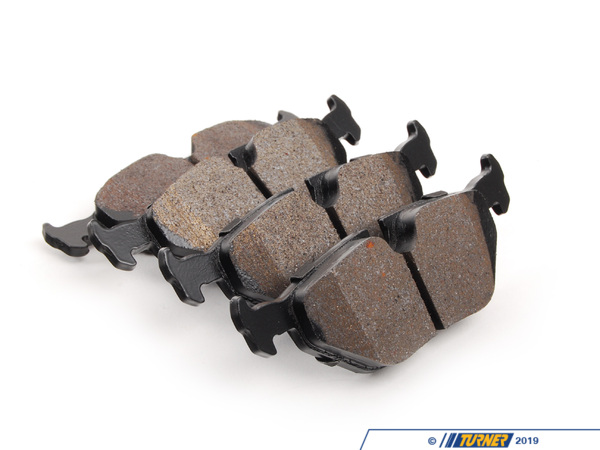 T#341300 - hb135b.770KT - Front And Rear Brake Pad Kit - Hawk HPS 5.0 - Hawk -