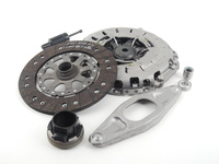 OEM LuK Remanufactured Clutch Kit -- BMW N52