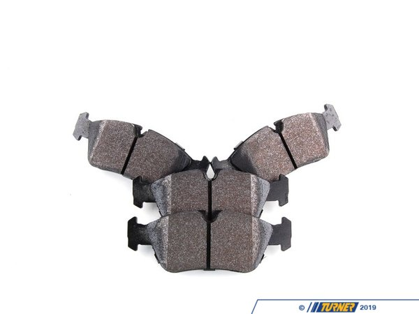 T#300550 - HB136z.690 - Front Performance Ceramic Brake Pad Set - Hawk -