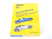 Bentley Service & Repair Manual - Z3 Roadster/Coupe (1996-2002)
