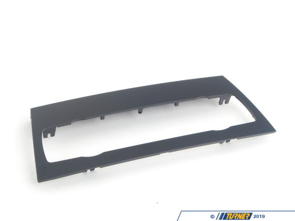 Genuine BMW Genuine BMW HVAC trim panel 64116966407