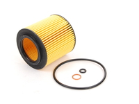 OEM Bosch Oil Filter Kit -- N52 N54 N55 N20