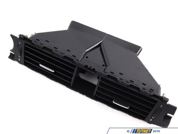 T#16286 - 64229130458 - Center Fresh Air Grill - E90 325i 328i 330i 335i M3, E92 M3 - Replace your cracked or broken HVAC center vent grill on your E9x 3 series with this Genuine BMW part.   This vent allows air to be directed up/down and left/right.  The vents can also be opened or closed to reduce / increase air flow.This item fits the following BMWs:2006-2011  E90 BMW 325i 325xi 328i 328xi 328i xDrive 330i 330xi 335d 335i 335xi 335i xDrive M3 - Sedan2006-2012  E91 BMW 325xi 328i 328xi 328i xDrive - Wagon2007-2013  E92 BMW M3 - Coupe2007-2013  E93 BMW M3 - Convertible   - Genuine BMW - BMW