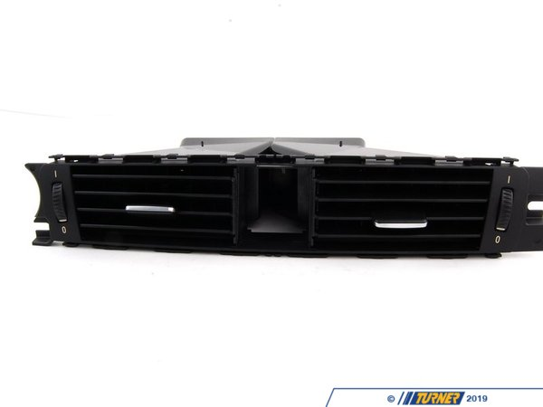 T#16286 - 64229130458 - Center Fresh Air Grill - E90 325i 328i 330i 335i M3, E92 M3 - Genuine BMW - BMW