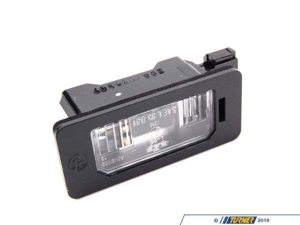Genuine BMW License Plate Light - E90 E92 E39 E60 E71 63267165646